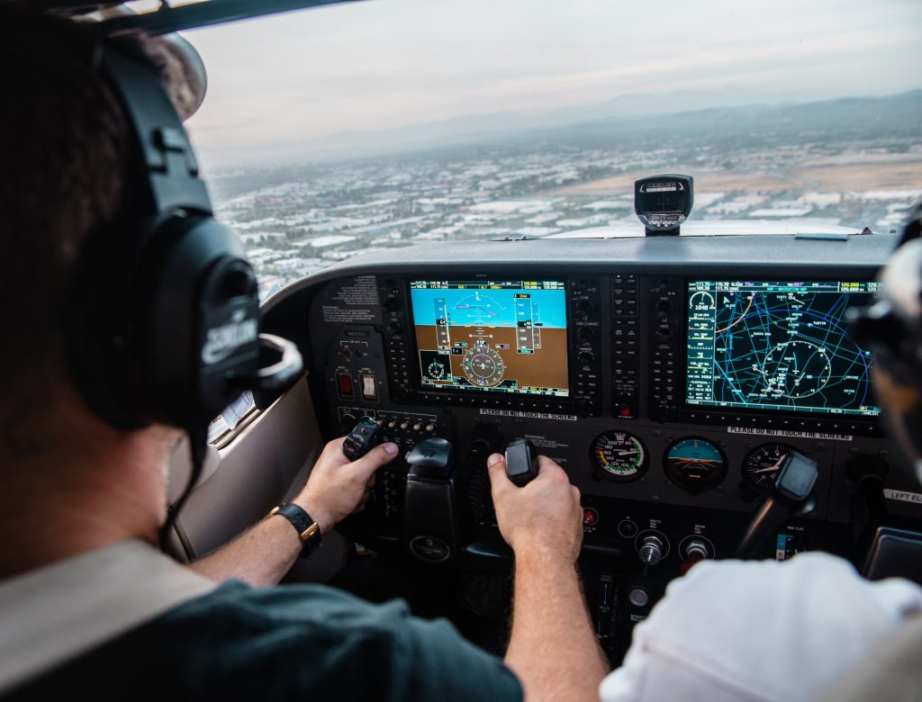 flight training - Open the door to a career in aviation! We offer Private Pilot, Instrument, Commercial and Multi-Engine Training.