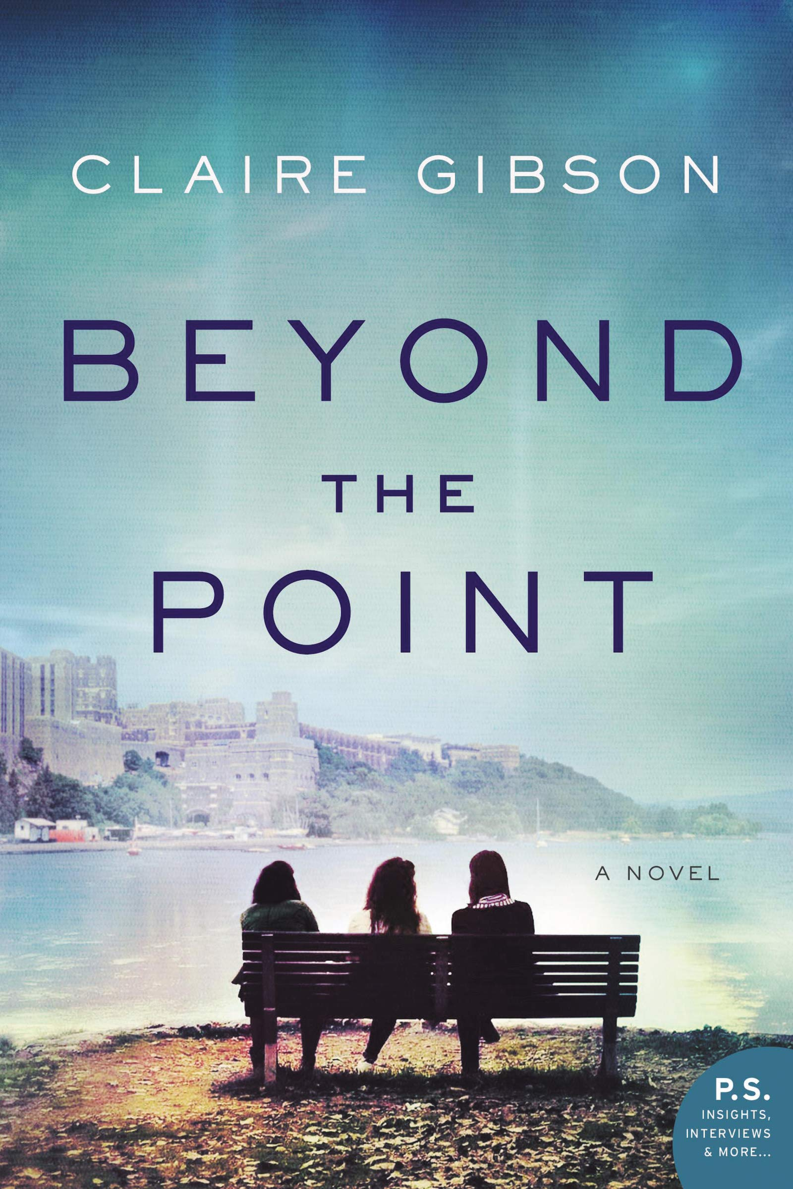 Beyond the Point, by Claire Gibson