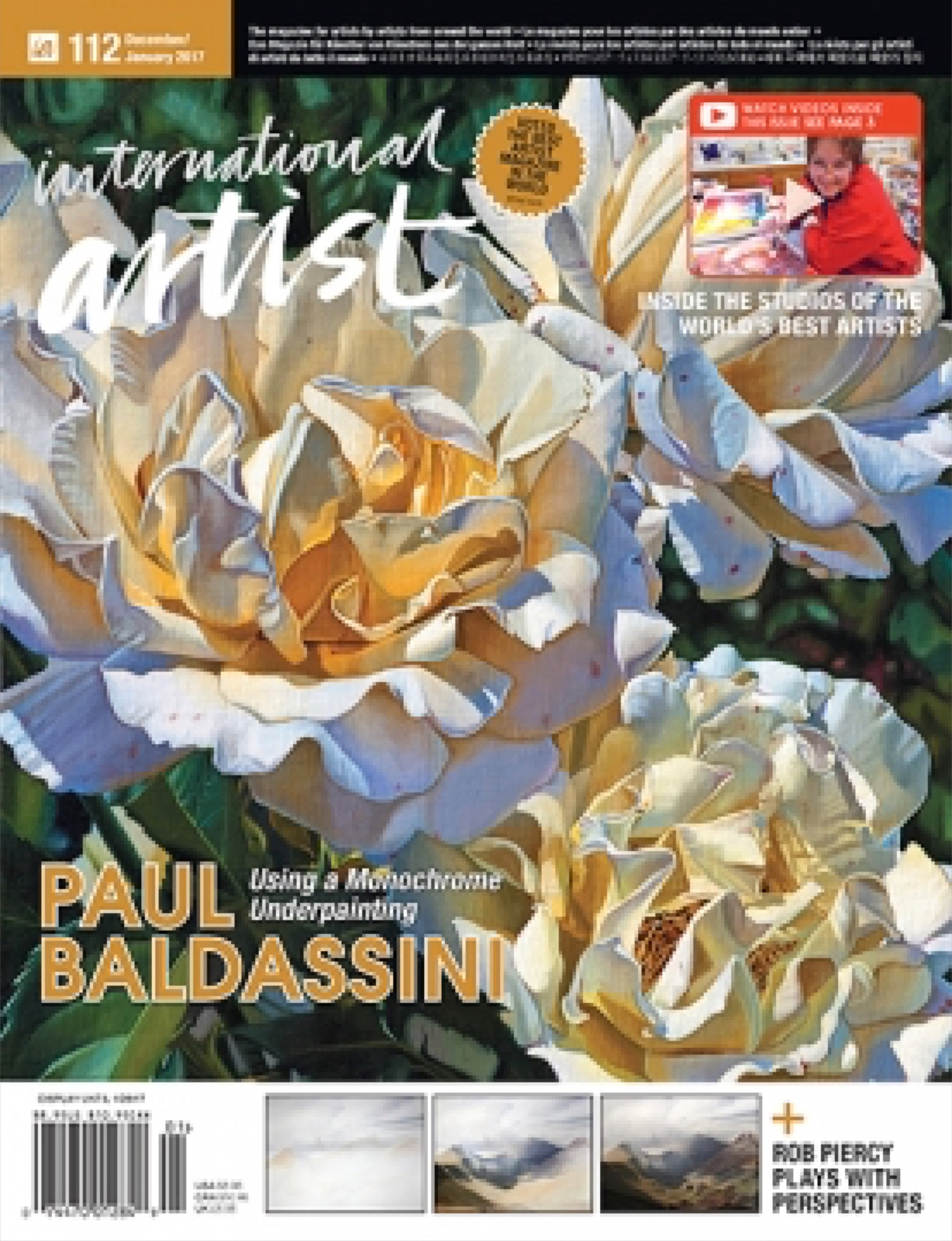 International Artist magazine, issue 112