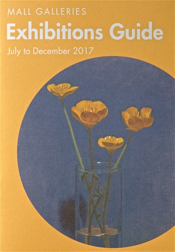 Mall Galleries Exhibition Guide 2017