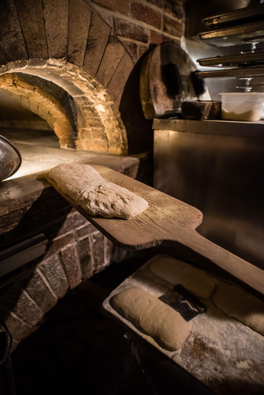 Flat Rock Village Bakery   Brick Oven