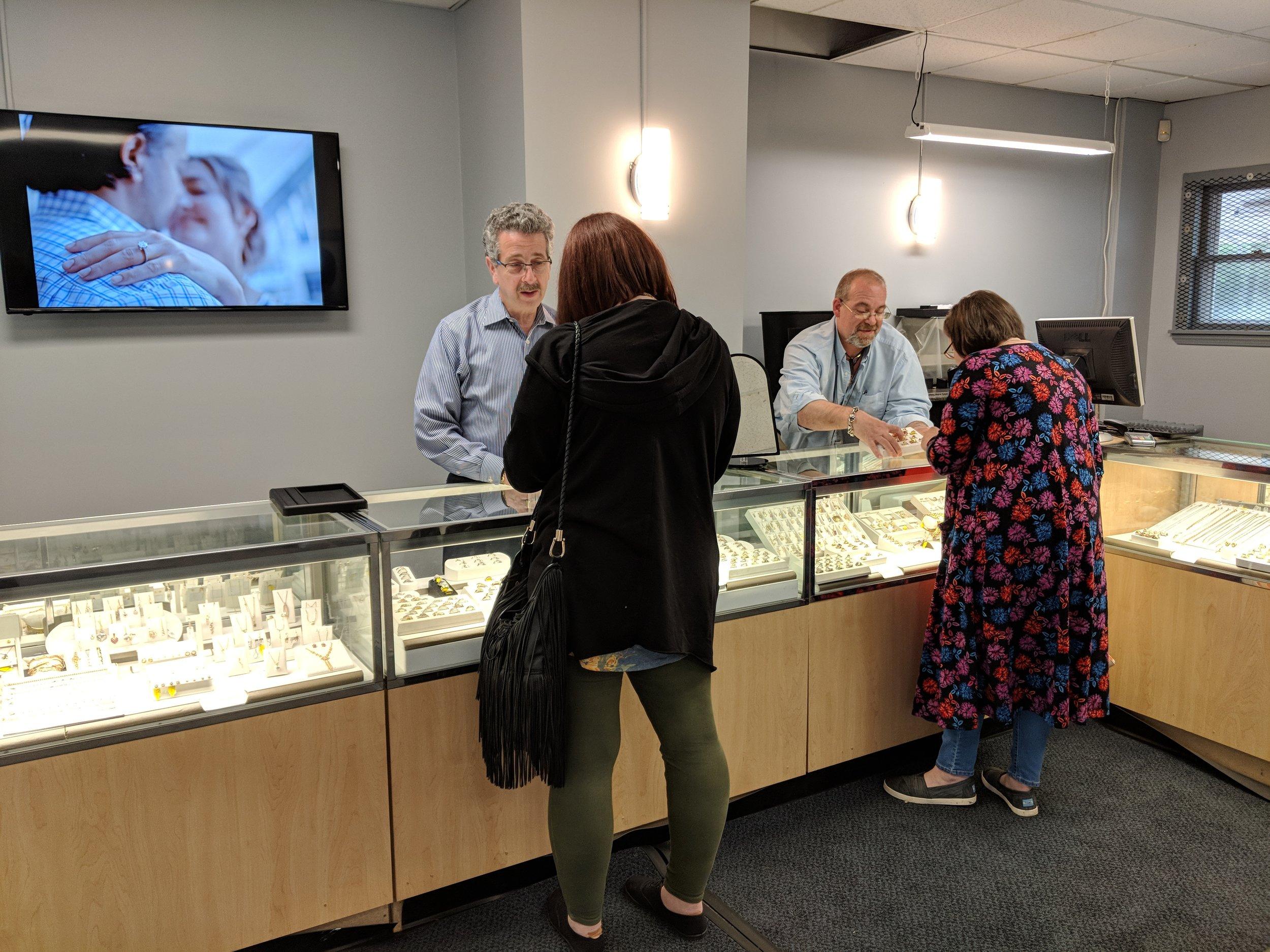 Full Service Jewelry Store