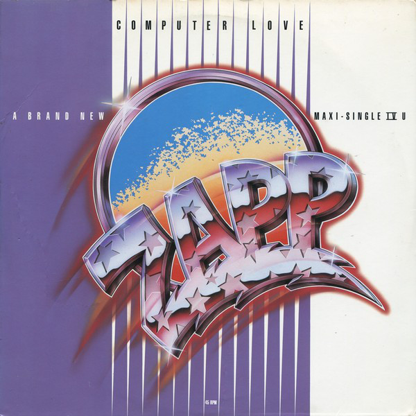 Zapp ‎– Computer Love   Genre: Electronic, Funk / Soul  Style: Electro, Funk  Year: 1985