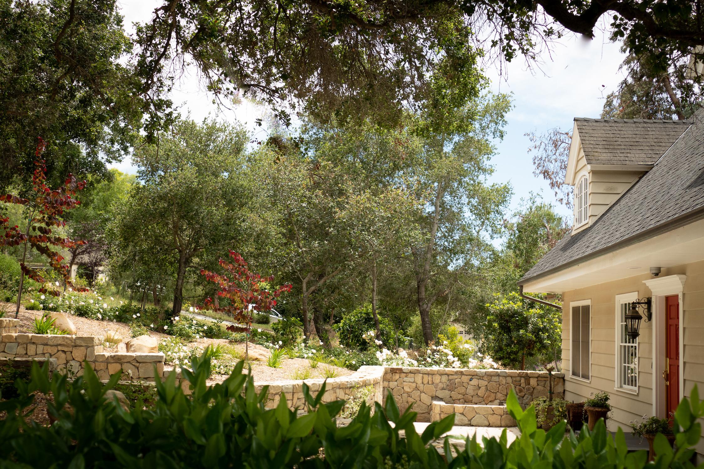 California Cottage -