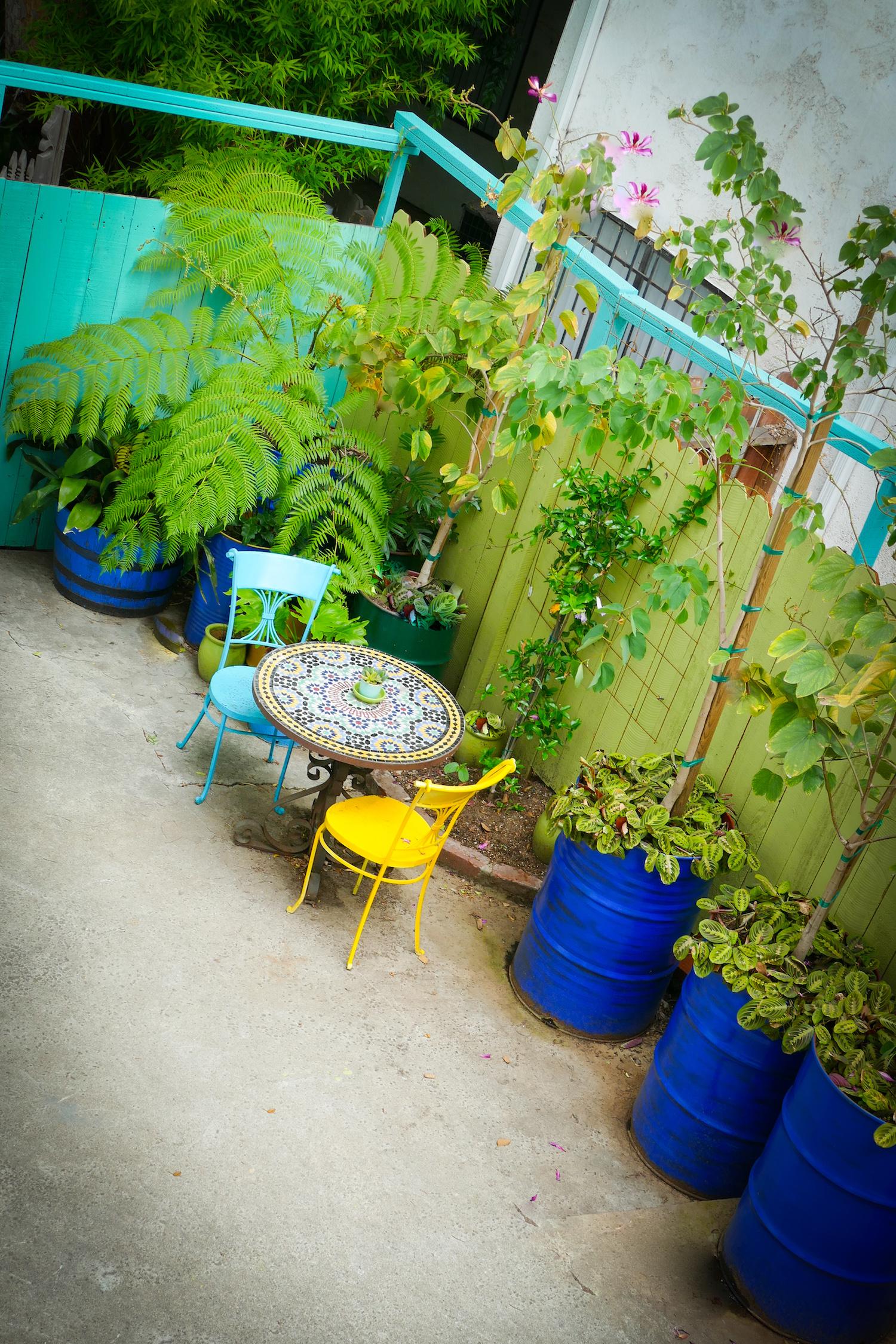 Upcycle Sideyard -