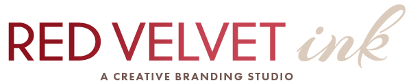 Red Velvet Ink  is a creative branding and design agency who develops brand identities, custom websites and content solutions for small businesses who are ready to gain brand recognition and elevate their business to connect with their dream clients.