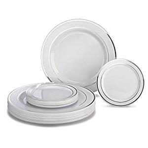 Disposable Plastic Dinnerware -