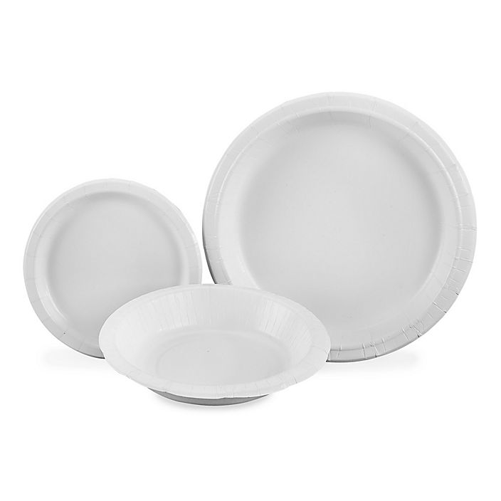 Paper Dinnerware -