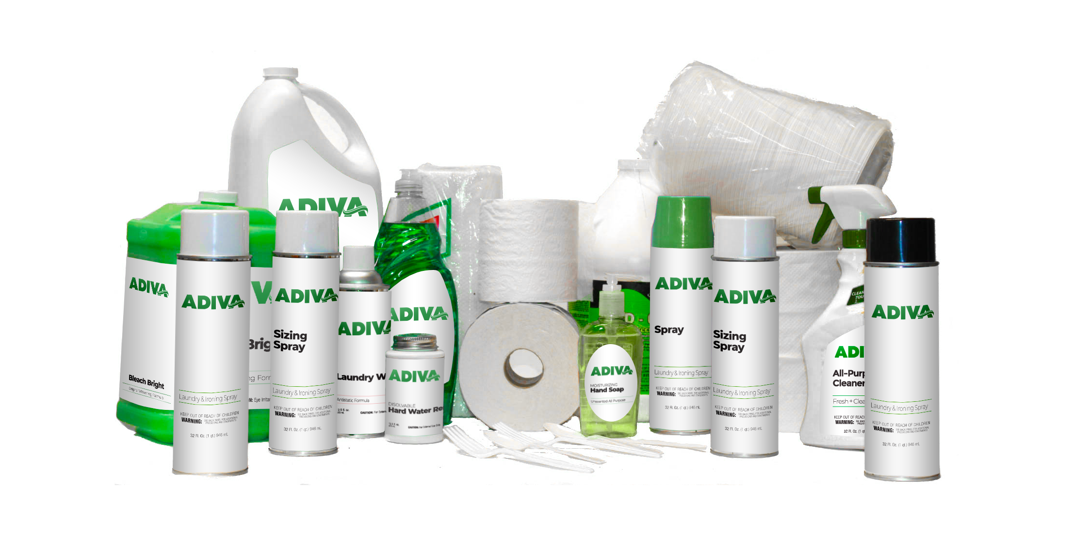 Janitorial Supplies -