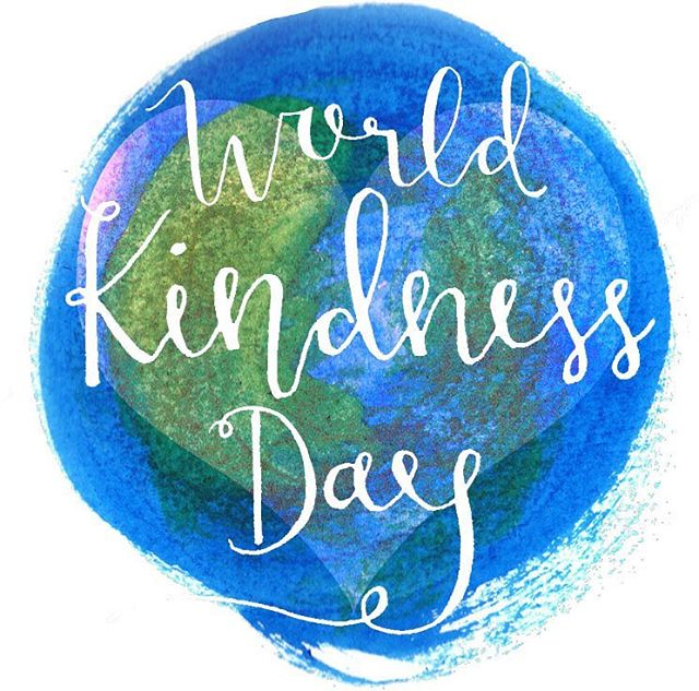 Today is World Kindness Day! Do something nice for your neighbor, buy someone in need a sandwich, smile at someone! No act of kindness is too small!  _______________________________________________________  #kindnessisunderrated #worldkindnessday #actsofkindness #sarasshelters #spreadkindness 🐞