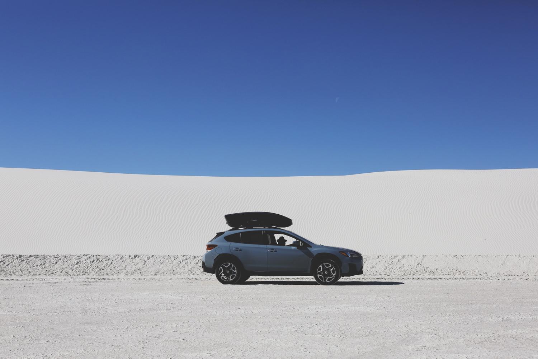 A detour to the dunes — photo by Kristen Blanton