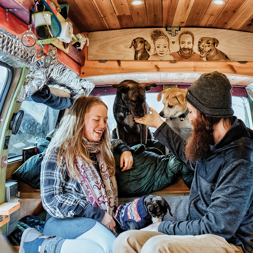 Jayme Serbell and van family (EP 27) — Gnomad Home