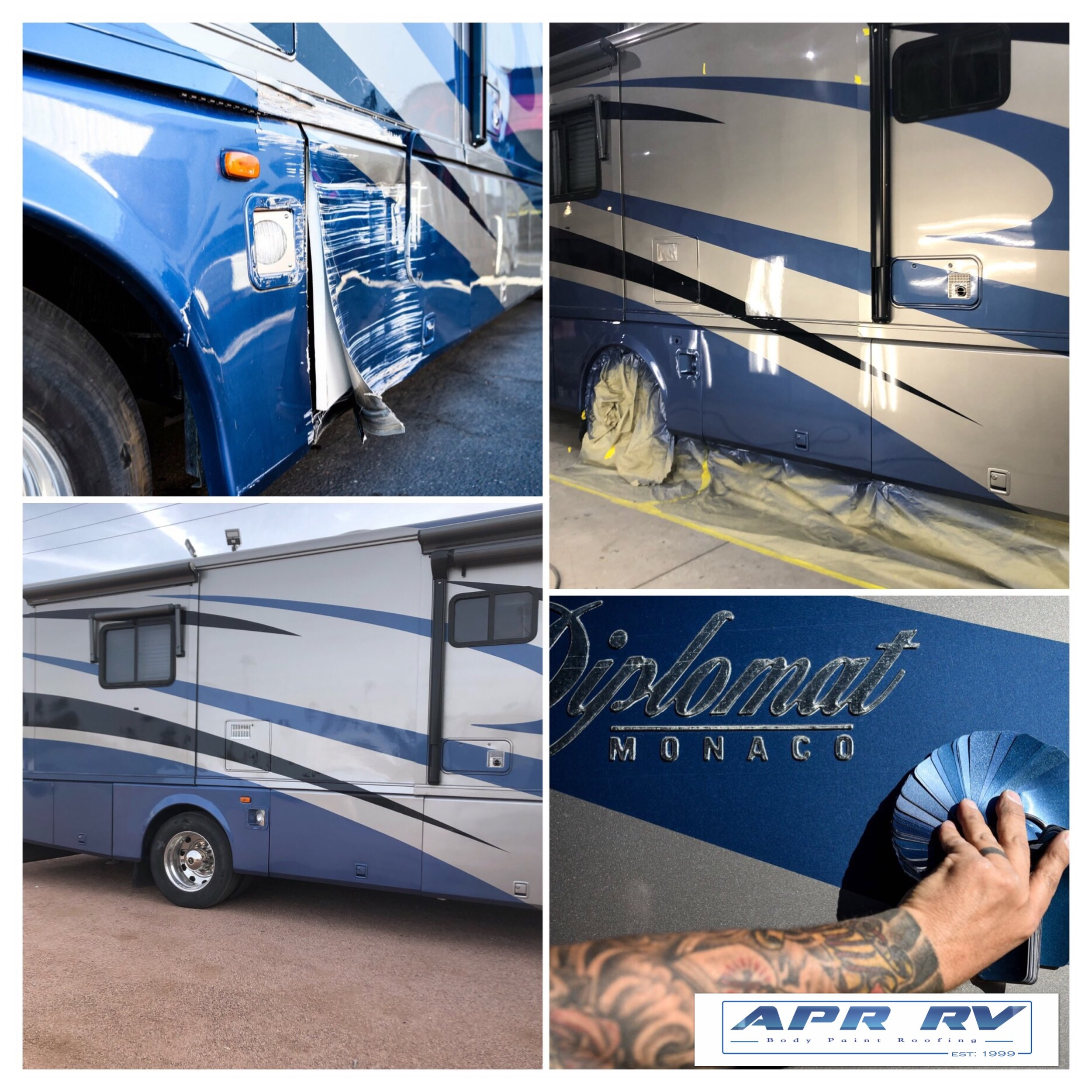 Top Quality products expert workmanship and Caring Staff - is hard to find these days, but thats exactly what you will find here at APR RV™ just the way Dad did it,