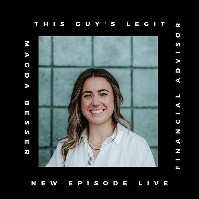 """In this episode, Magda, CEO of @wealthinhand and @rachelblairdorsey discuss wealth, savings, financial education, speaking up, using your voice, proving people wrong, taking opportunities to learn, and identifying, then owning your strengths.  Spoiler alert: in this episode Magda drops some serious money wisdom and destroys the credit card myth.  Whether you have wealth, or have debt, have a business or not - this episode is a must-listen.  Tomorrow we'll ask YOU to share YOUR money tips.  Until then, we invite you to visit wherever you listen to podcasts and hit """"play""""  #dollarsandsense #makingsenseofmoney #financialwellness #financialliteracy #business #success #investment"""