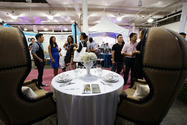 Getting to know the couples and fellow vendors