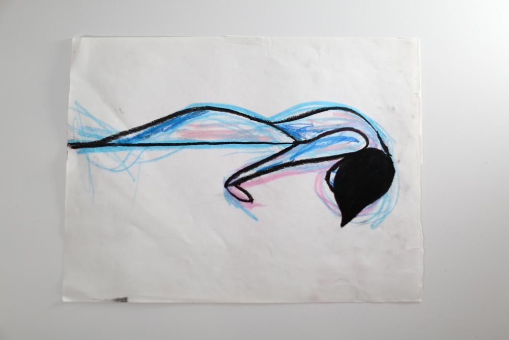 Works on Paper - Annalise Yuri Murphy 2019