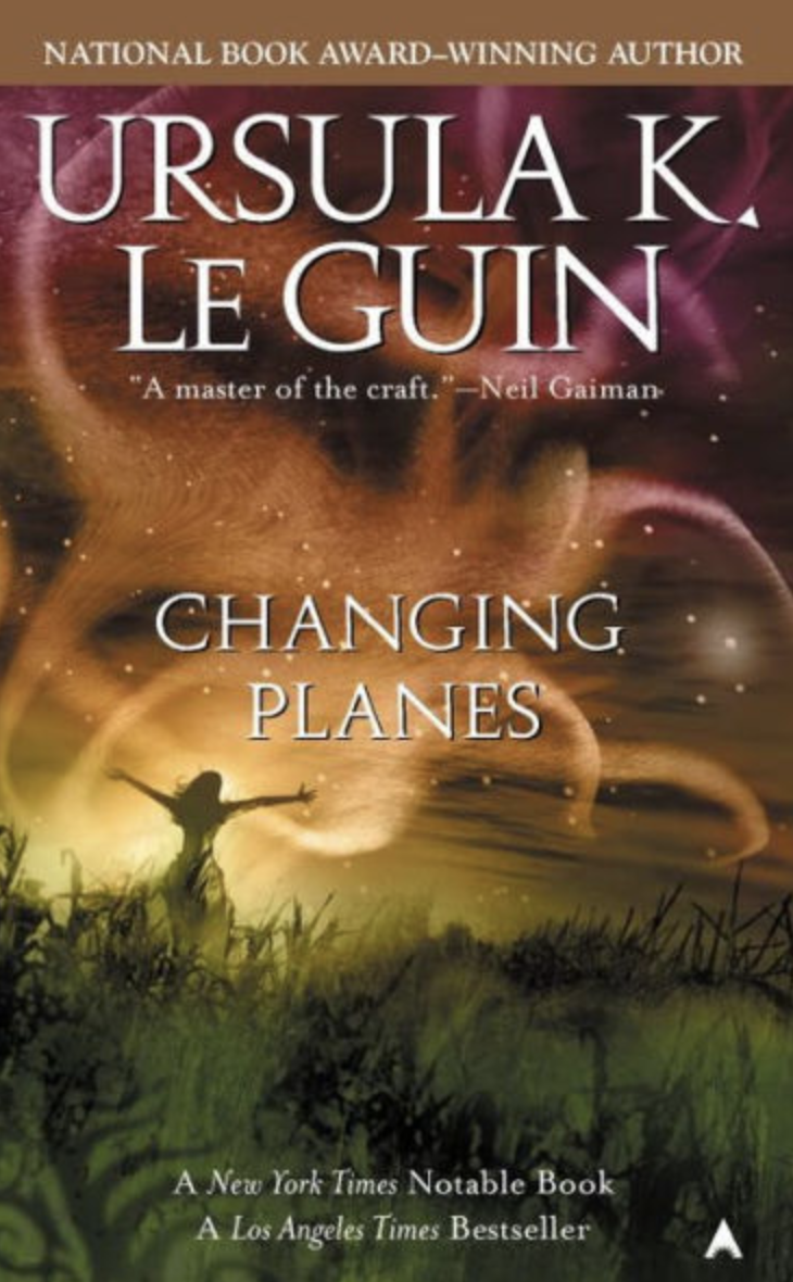 changing planes