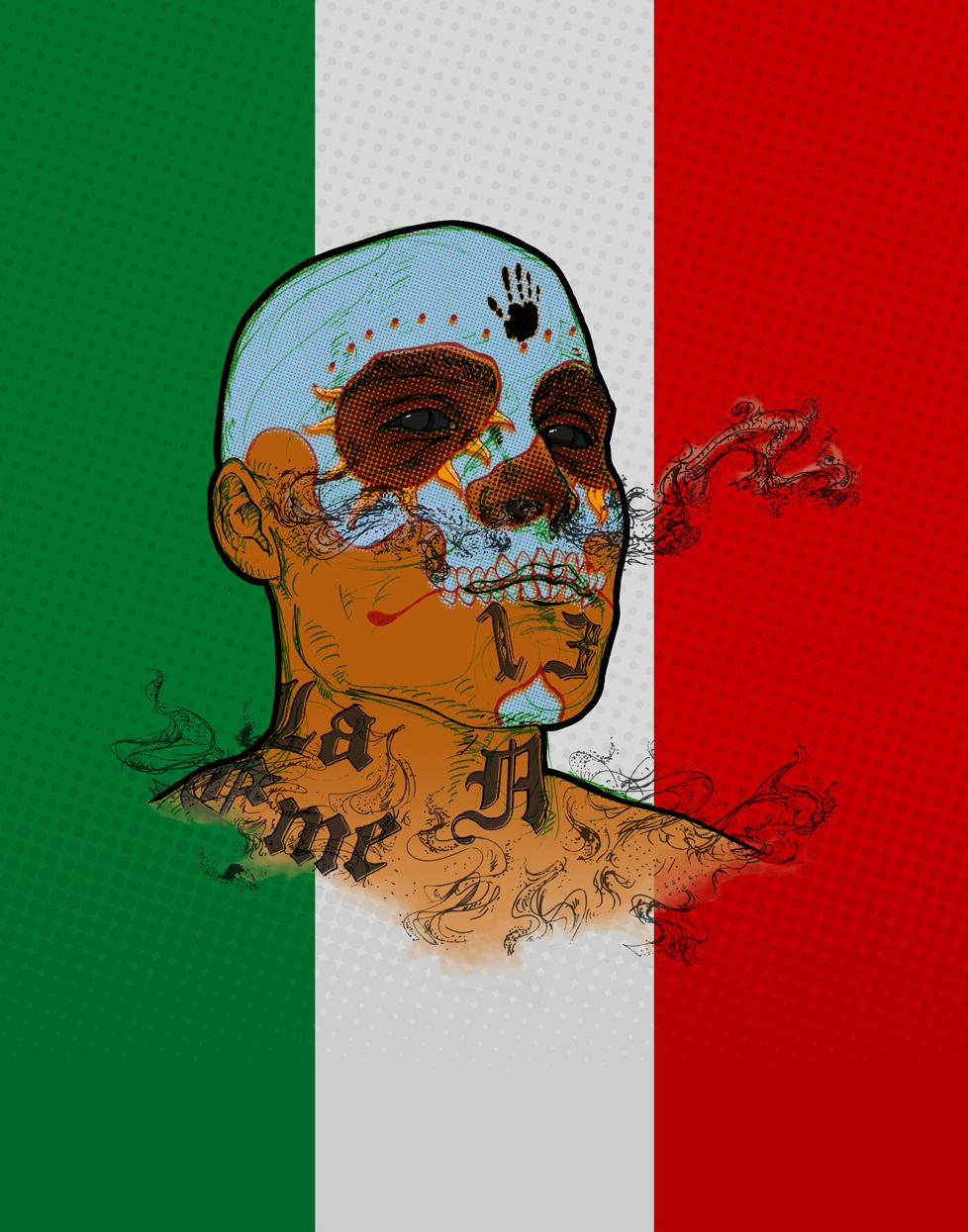First Commandment:  Mexican Mafia