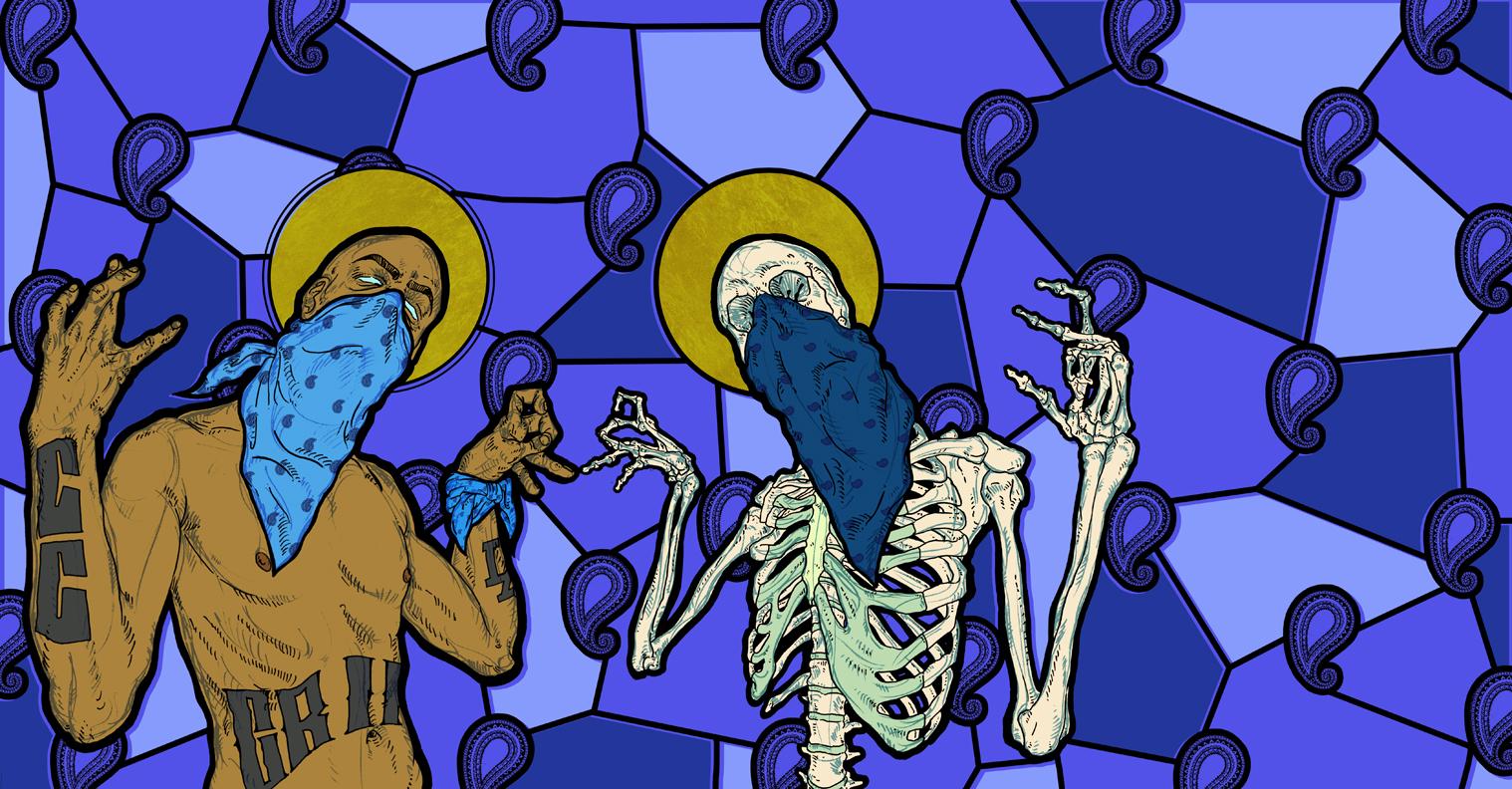 Sixth Commandment:  Crips