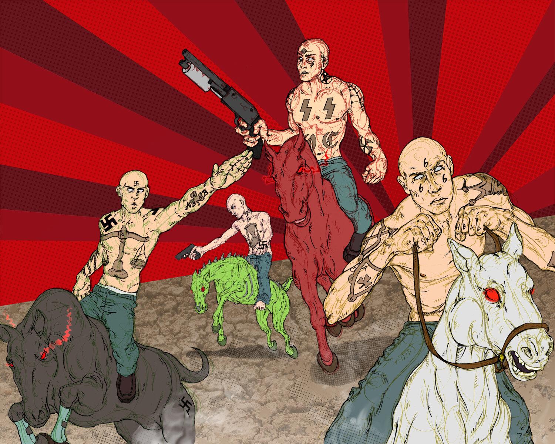 Tenth Commandment: Aryan Brotherhood