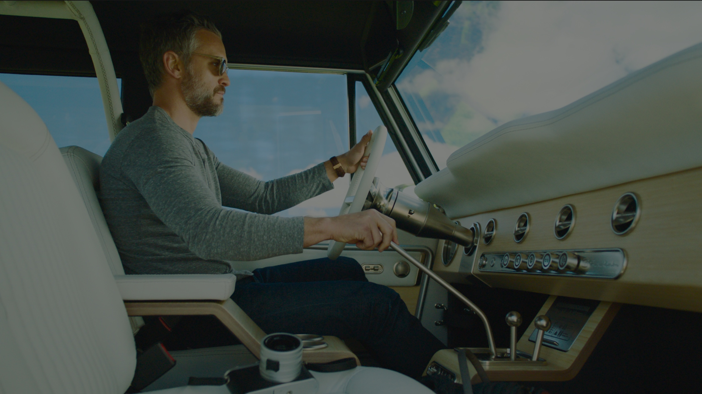 Full Driver Control
