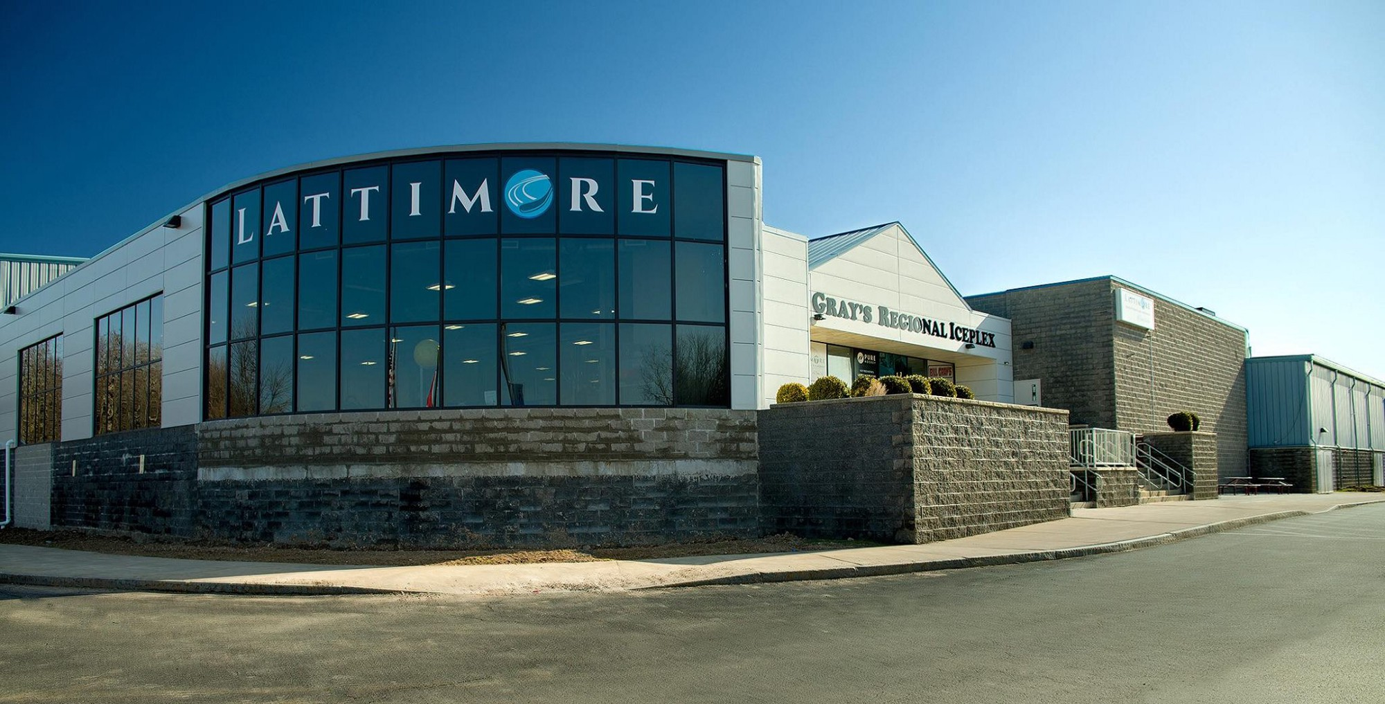 Lattimore PT at the Bill Gray's Iceplex and Lattimore PT North Chili have turned 1 year old!