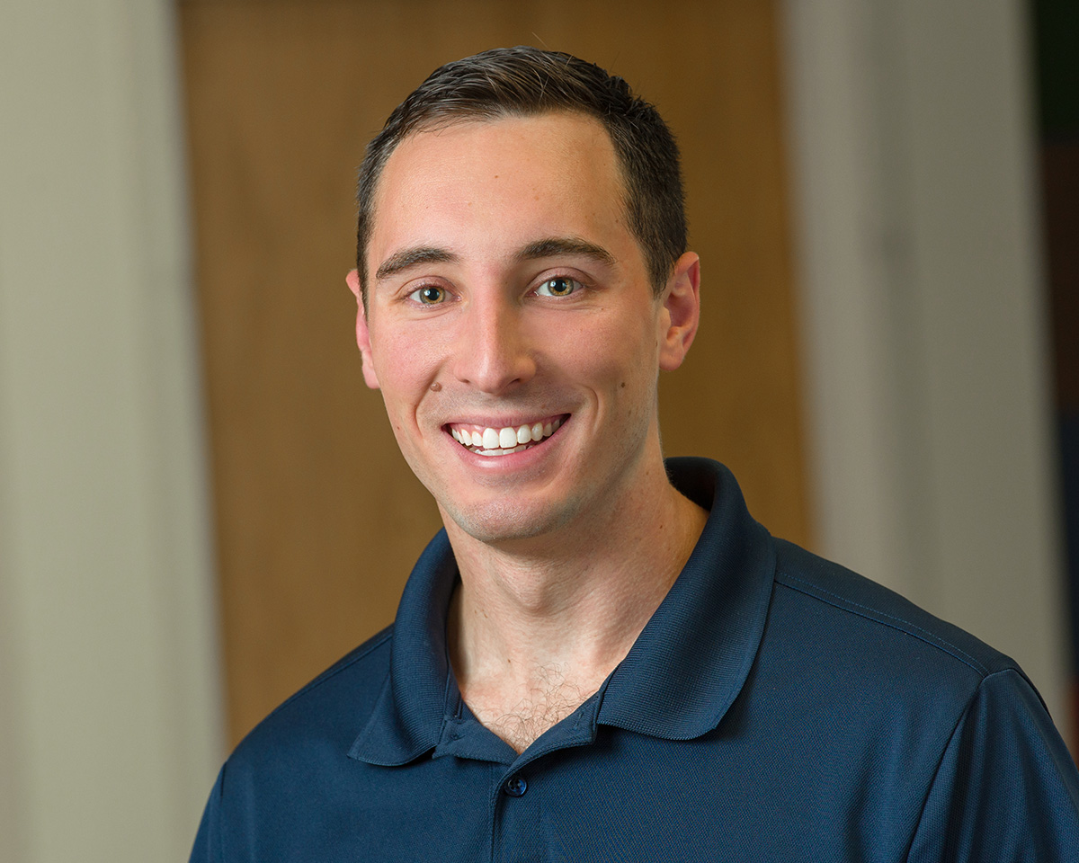 John Russo - PT, DPT, Staff Physical Therapist