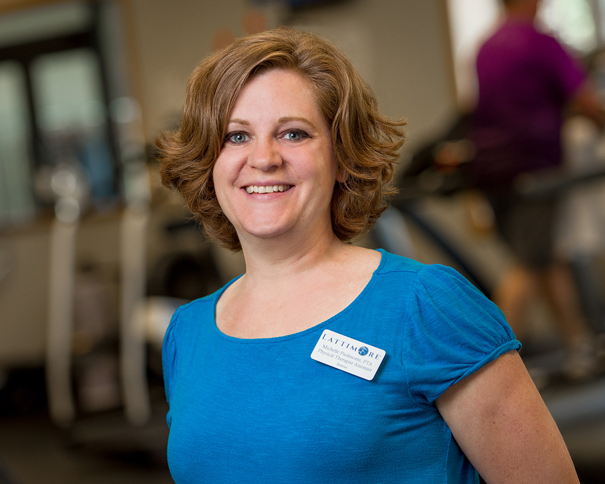michelle piedmonte - Physical Therapist Assistant