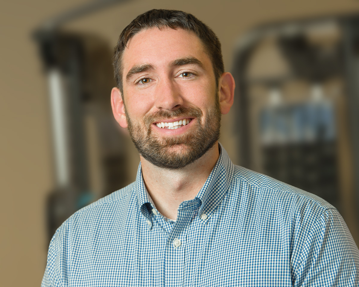 adam Ellis - PT, DPT, Clinical Director