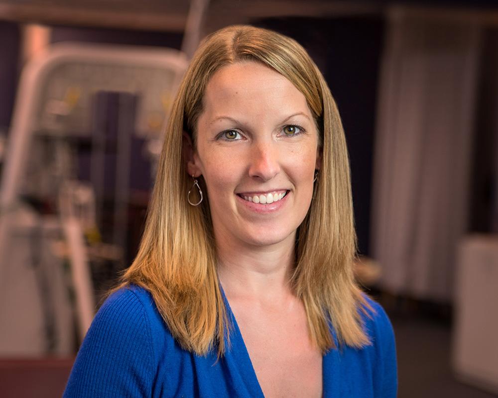 Melissa Riley - DPT, OCS, Clinical Director