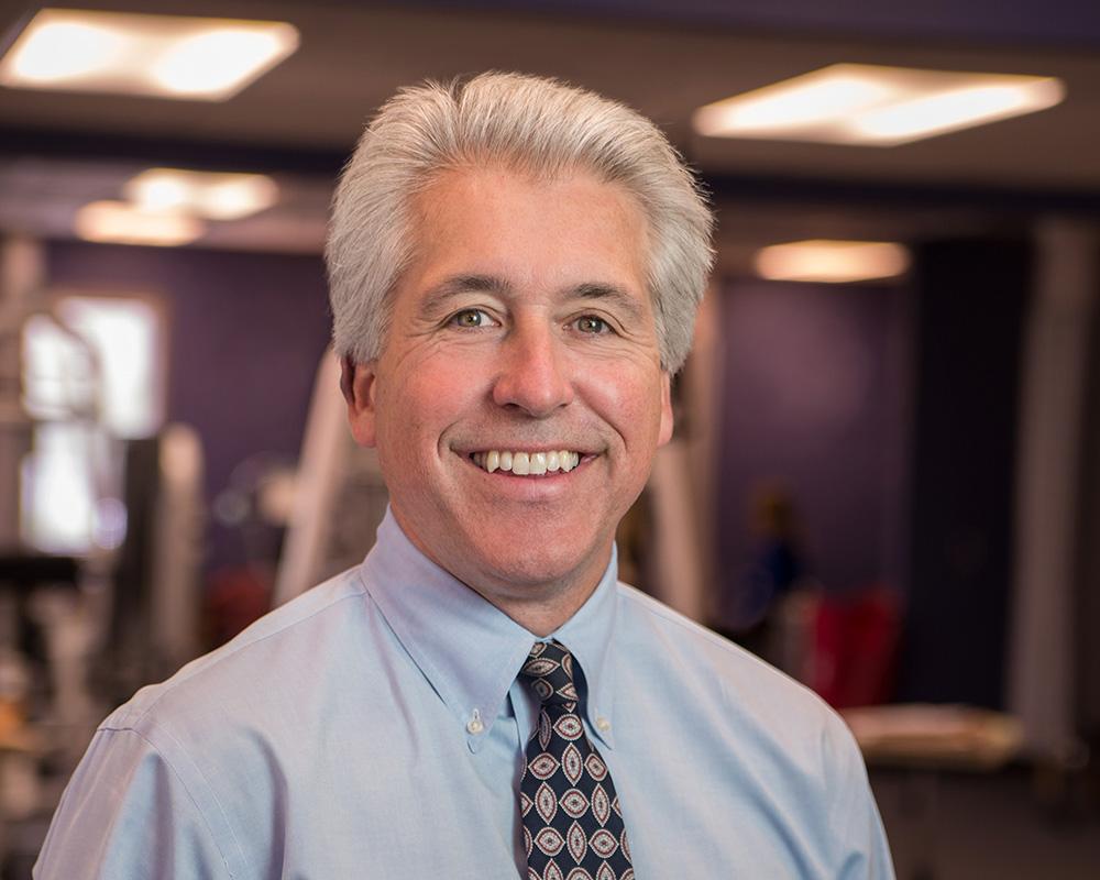 Scott Pugliese - PT, CSCS, Staff Physical Therapist