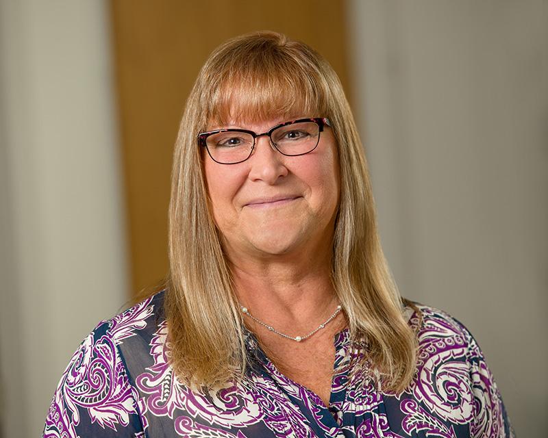 Sue Vasas - Office Manager