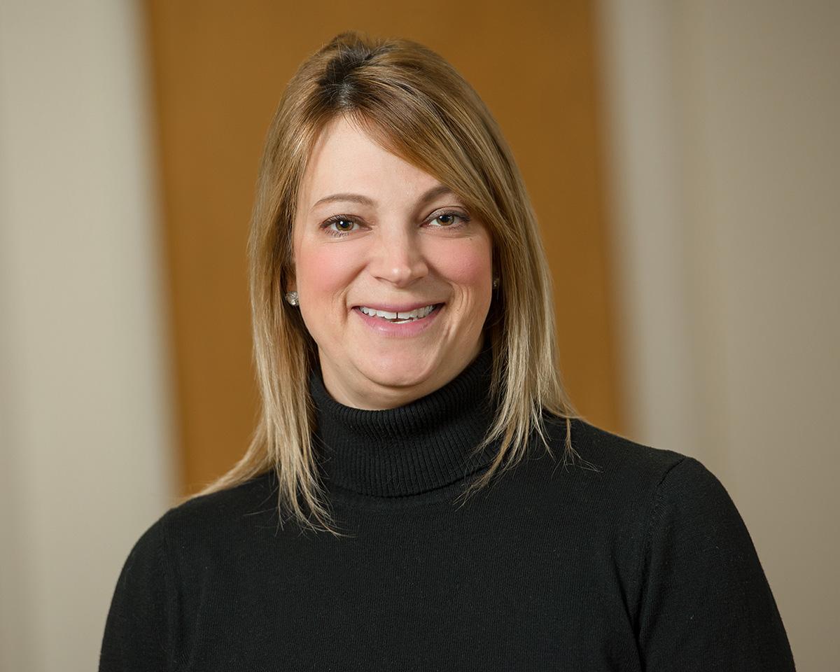 Jaime Klapp - Administrative Assistant