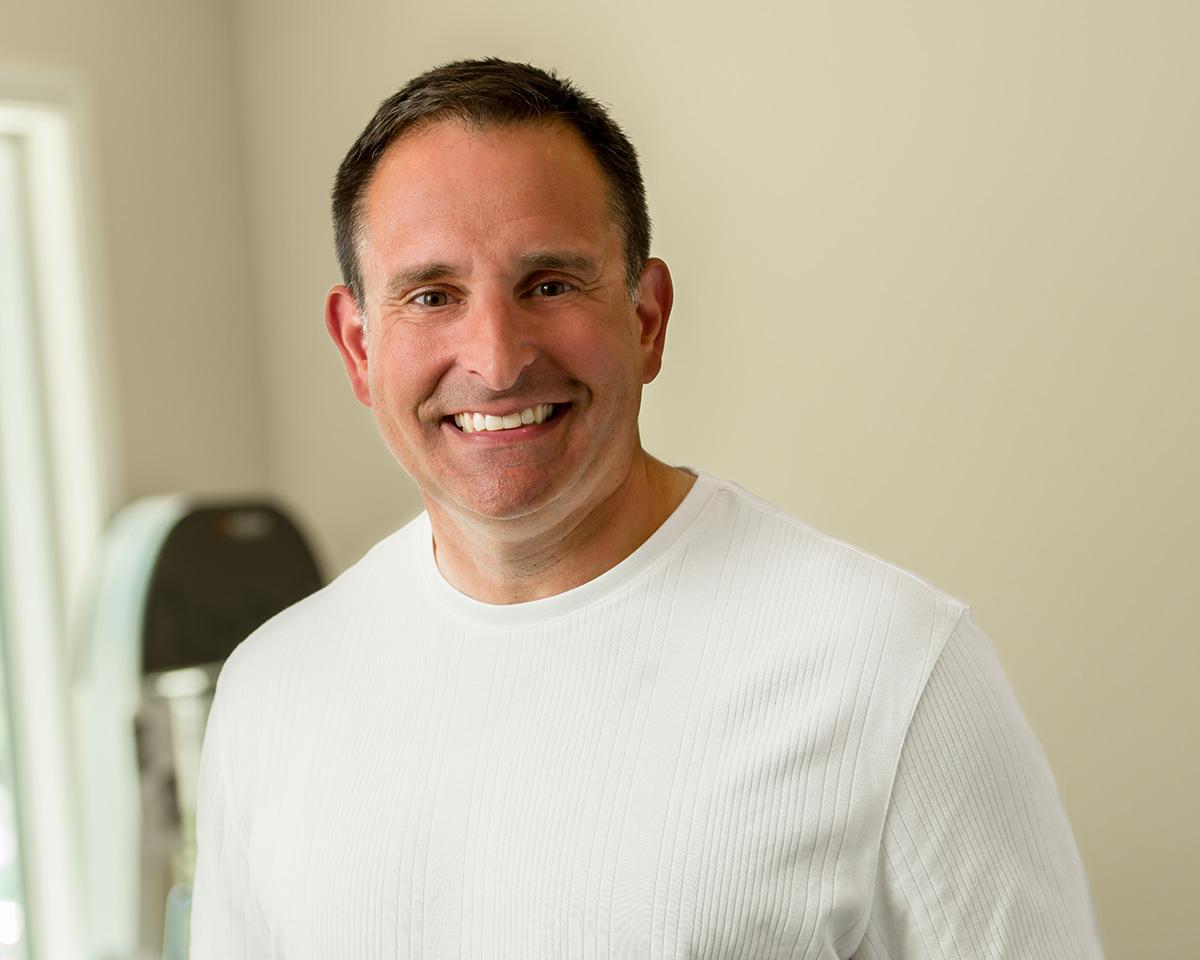 MICHAEL CARPIN - PT, MPT, Clinical Director