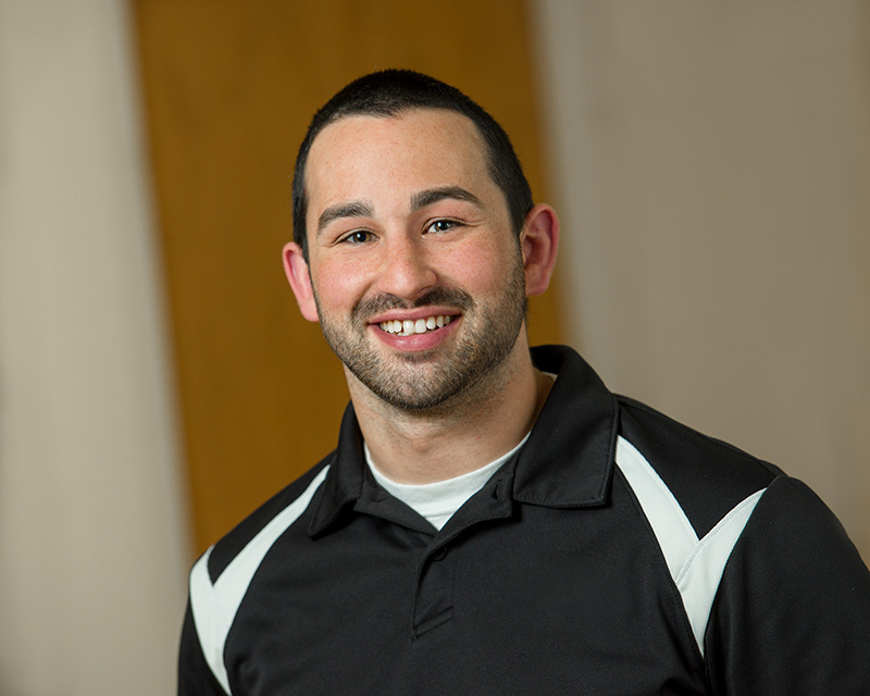 Benjamin Antonucci - PT, DPT, Staff Physical Therapist