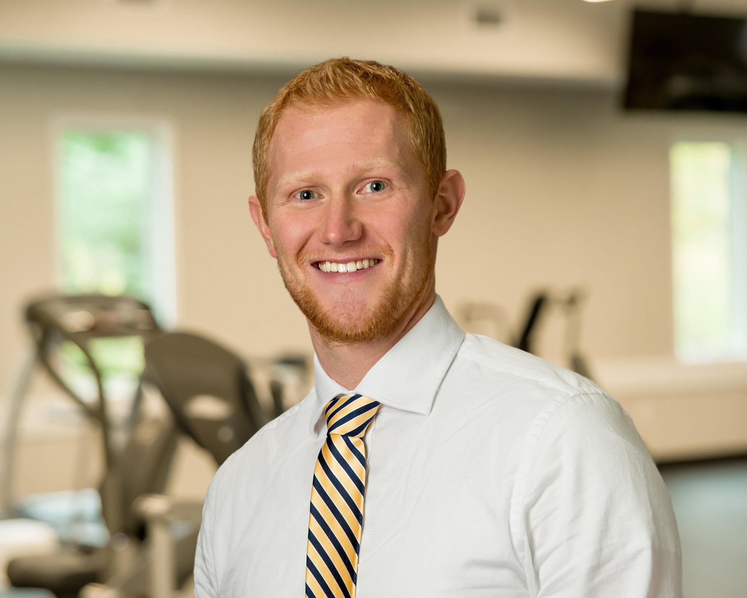 Lattimore Physical Therapist Chris Devos