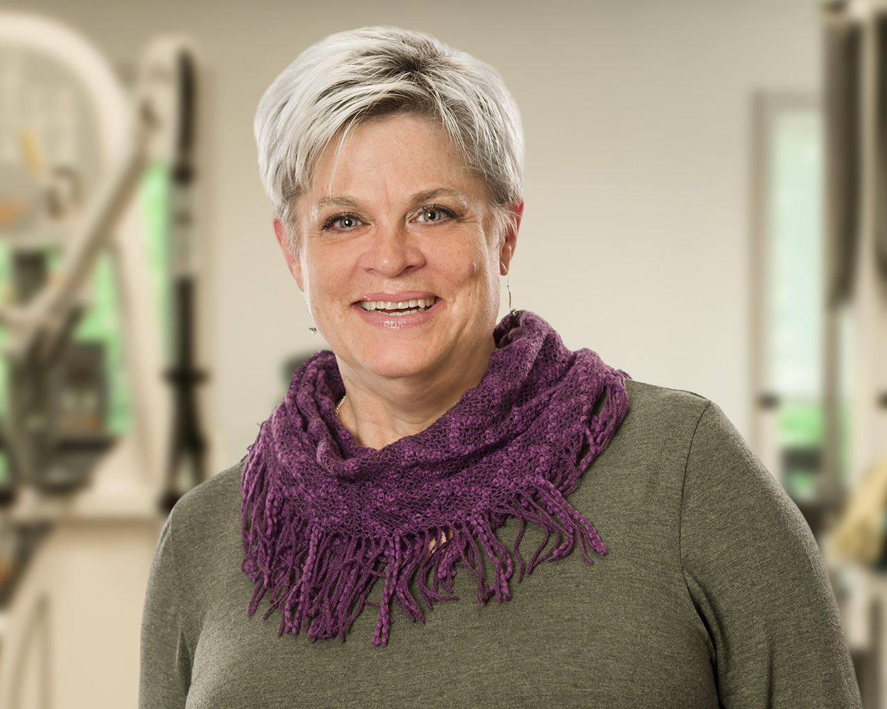 Lattimore Administrative Assistant Eileen Warren
