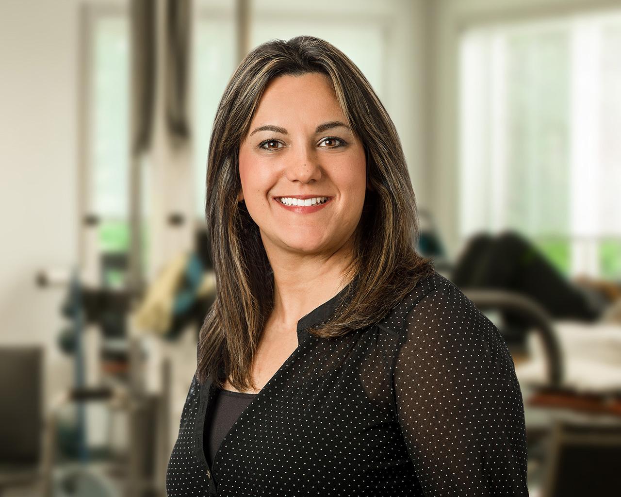 Lattimore Administrative Assistant Sara Cullen