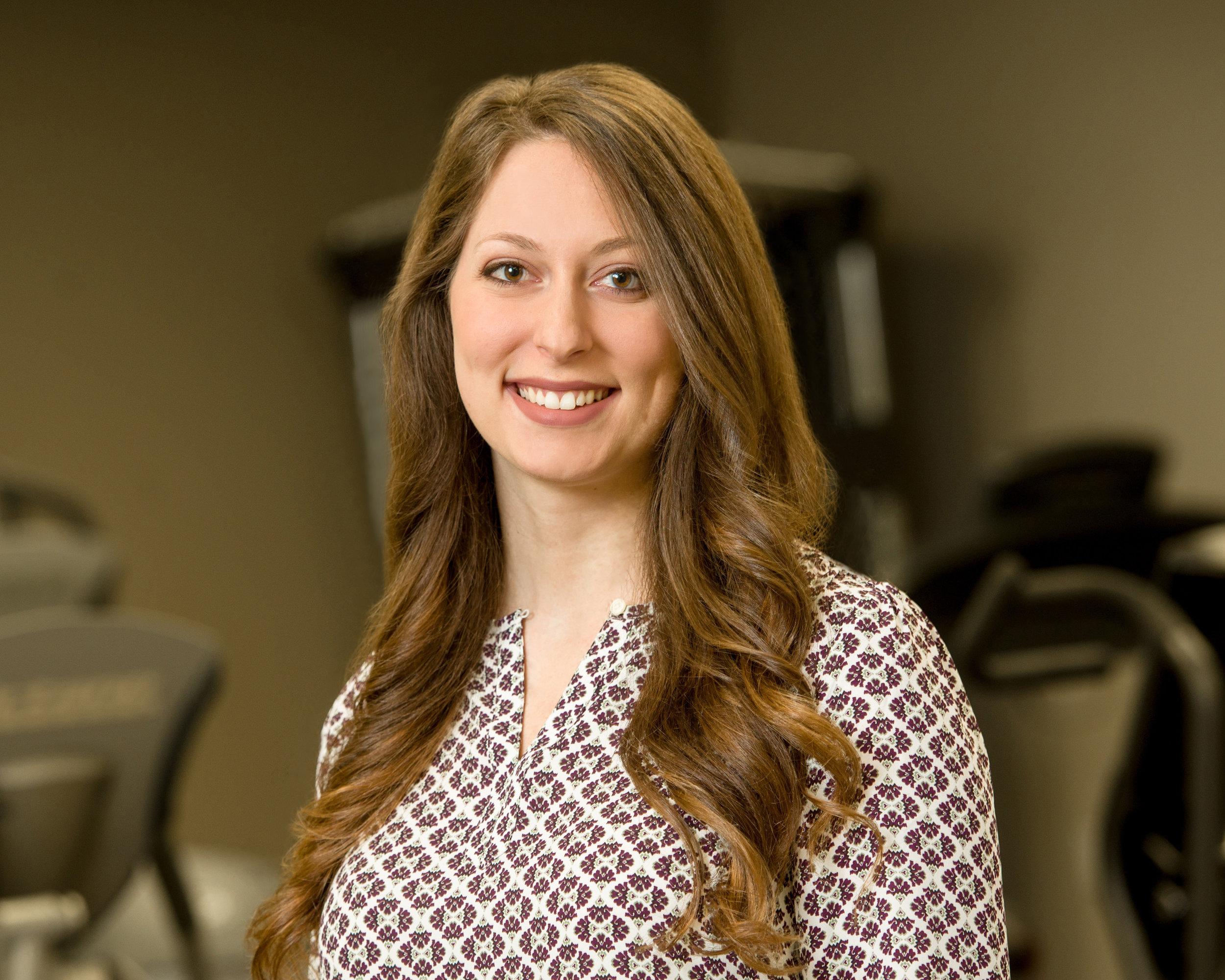 Lattimore Physical Therapist Rachel Weaver