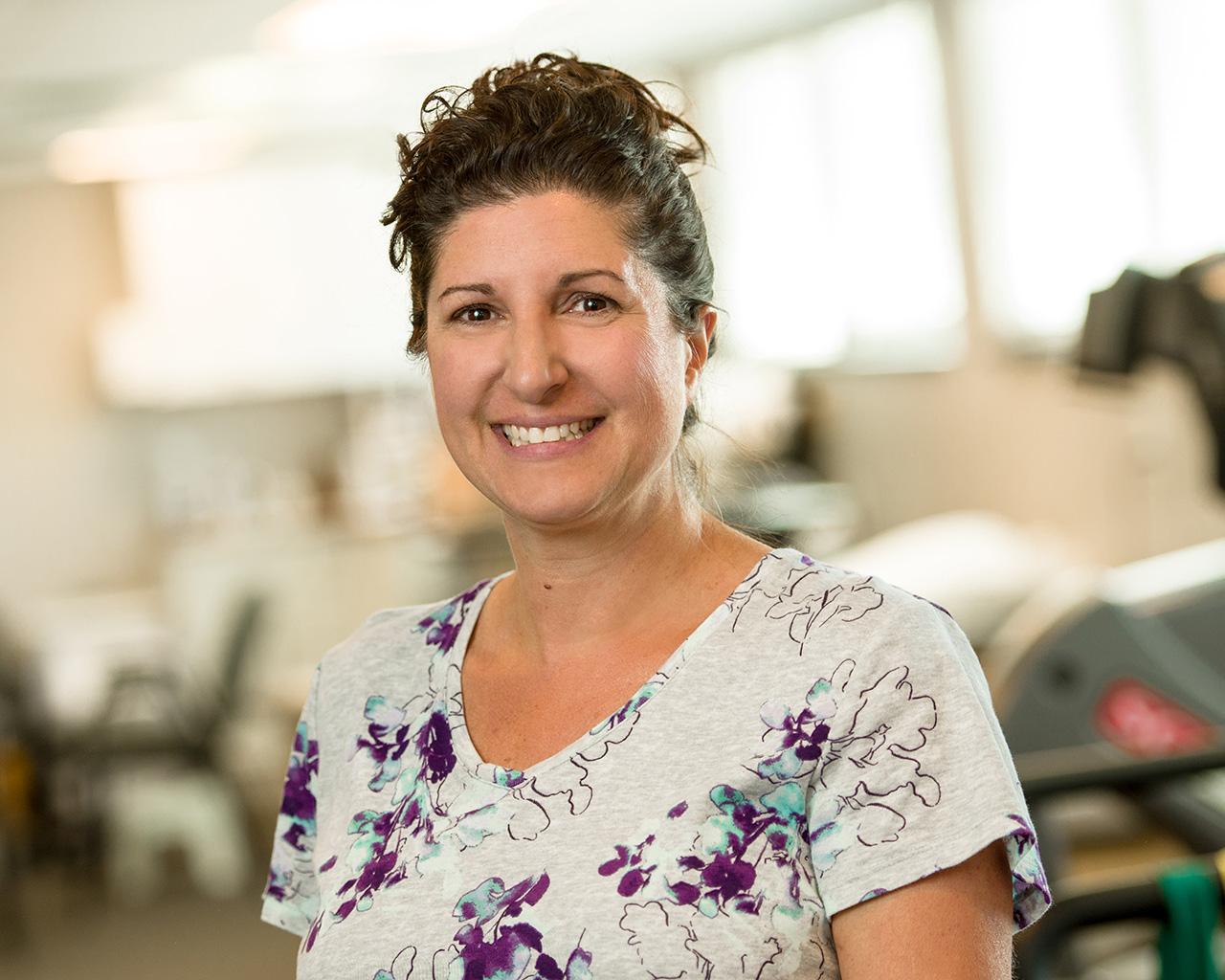 Lattimore Administrative Assistant Michelle Pavone
