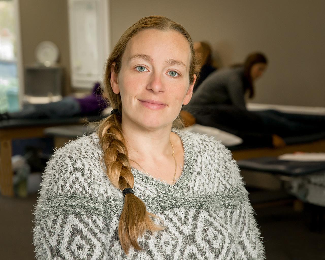 Lattimore Administrative Assistant Amanda Jacks