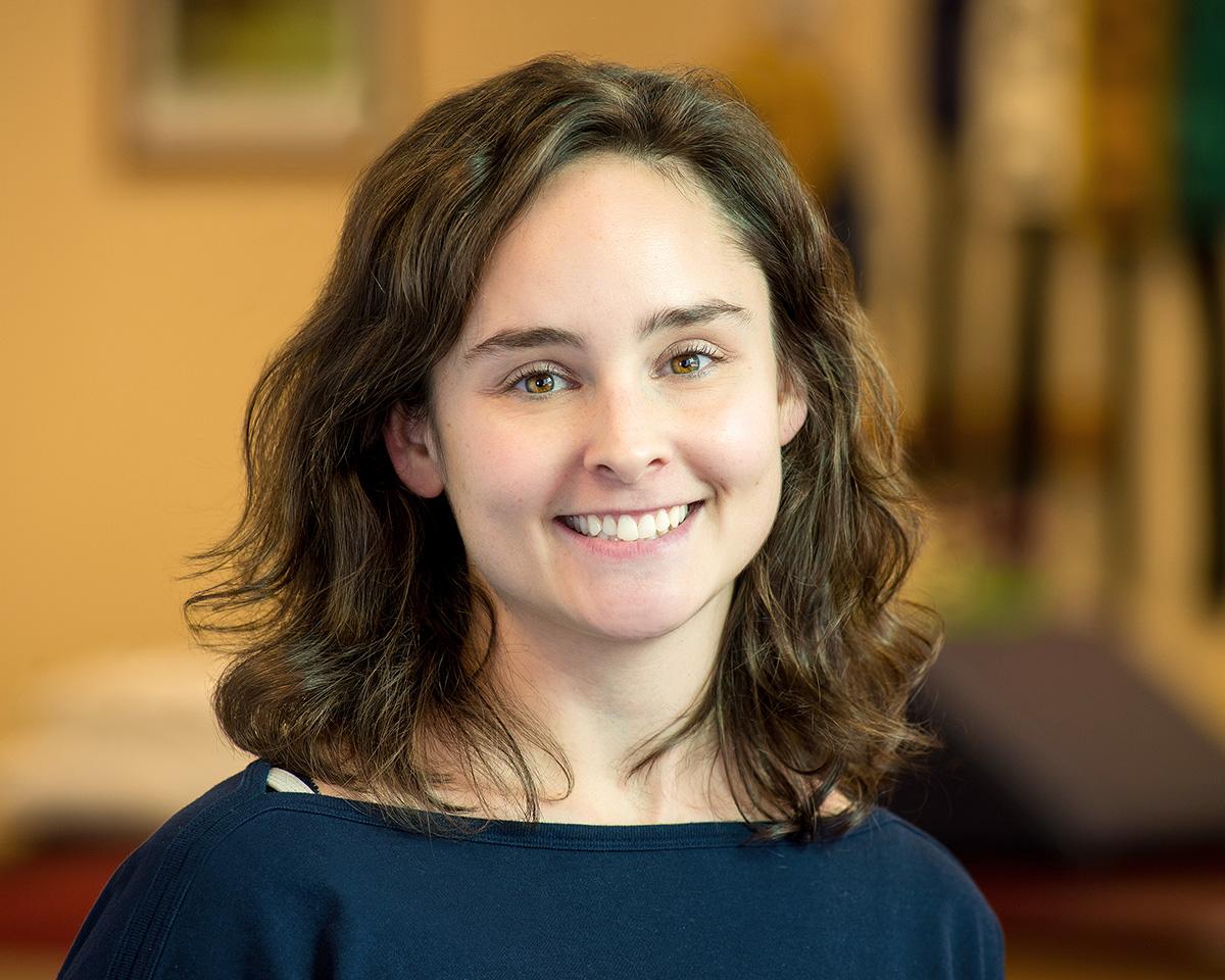 Lattimore Physical Therapist and Clinical Director Karen Schufelt