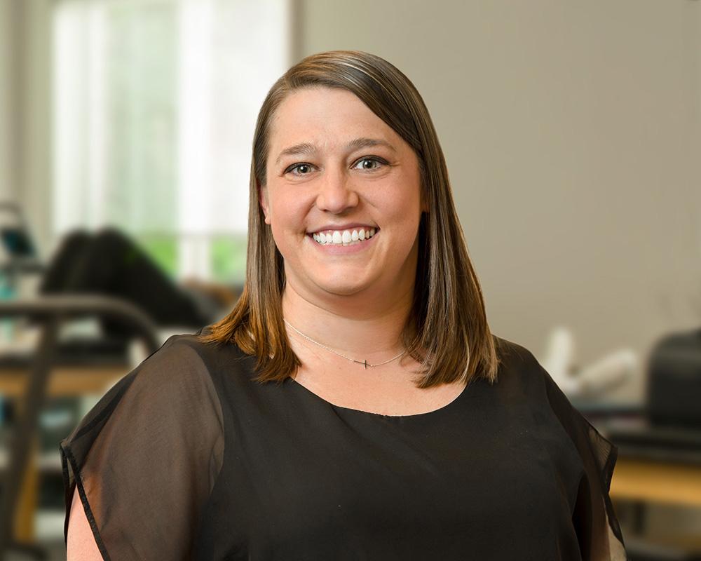 Lattimore Administrative Assistant Megan Frank