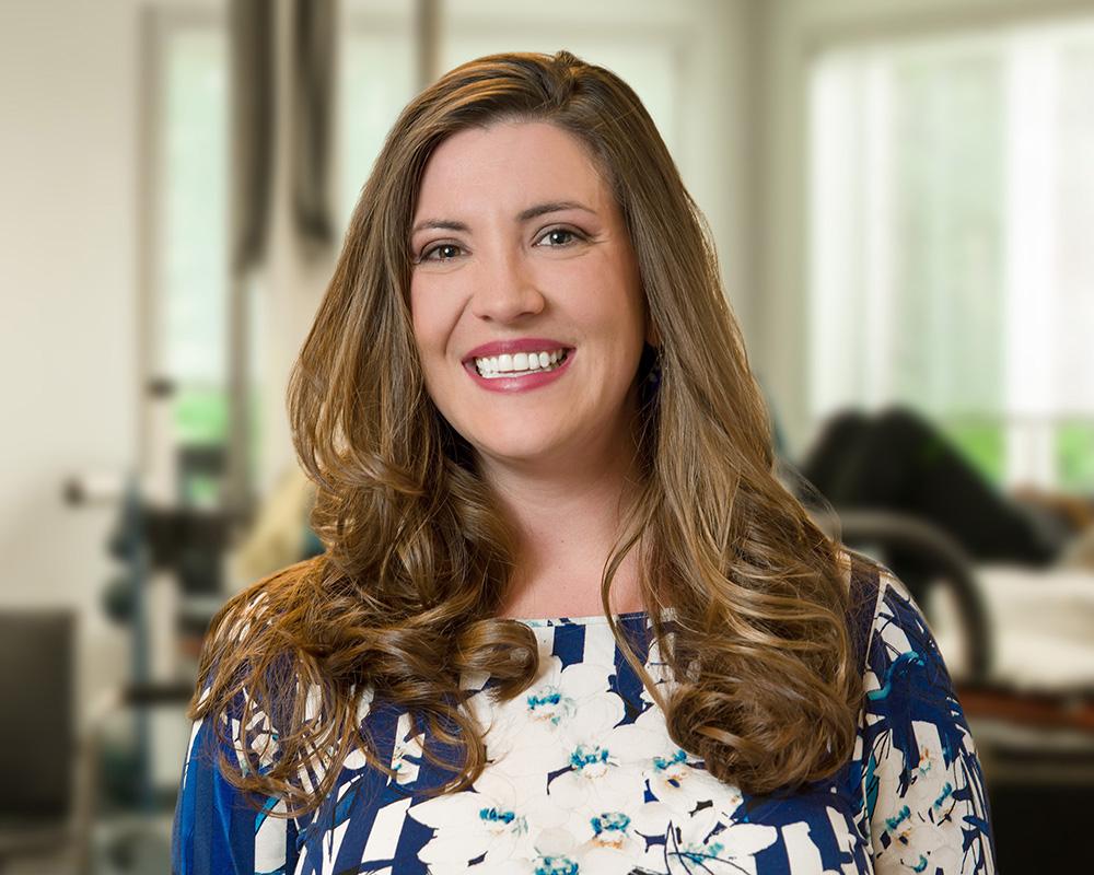 Lattimore Administrative Assistant Jenny Krenzer
