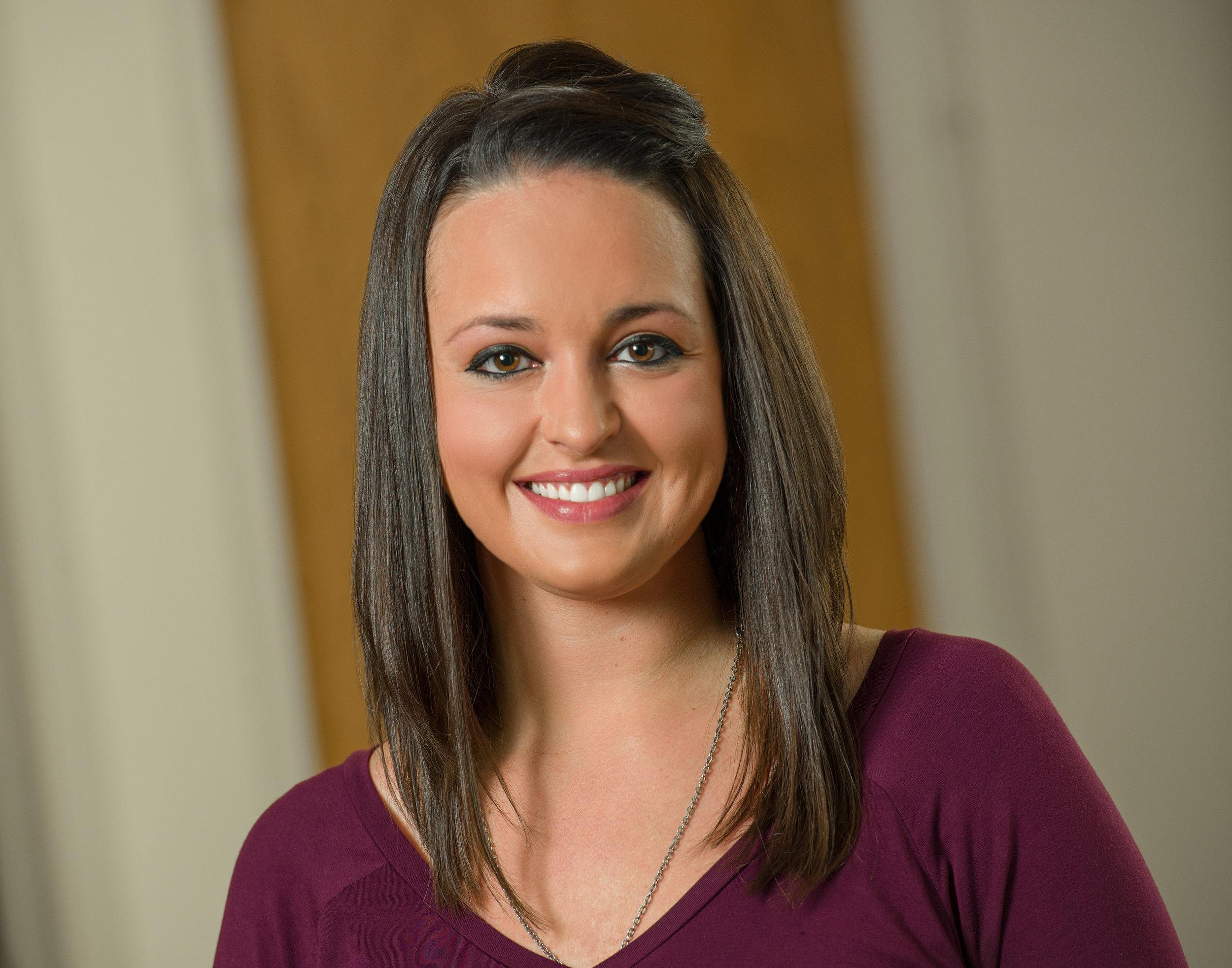 Lattimore Administrative Assistant Jessica Haszlauer