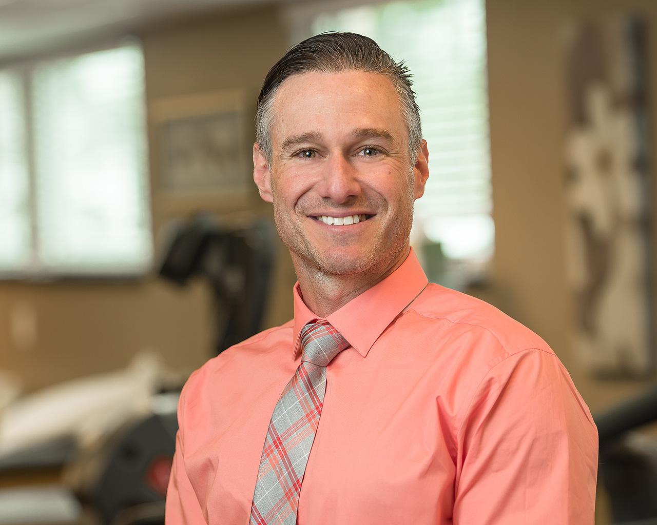 Lattimore Physical Therapist AJ Hanaburgh