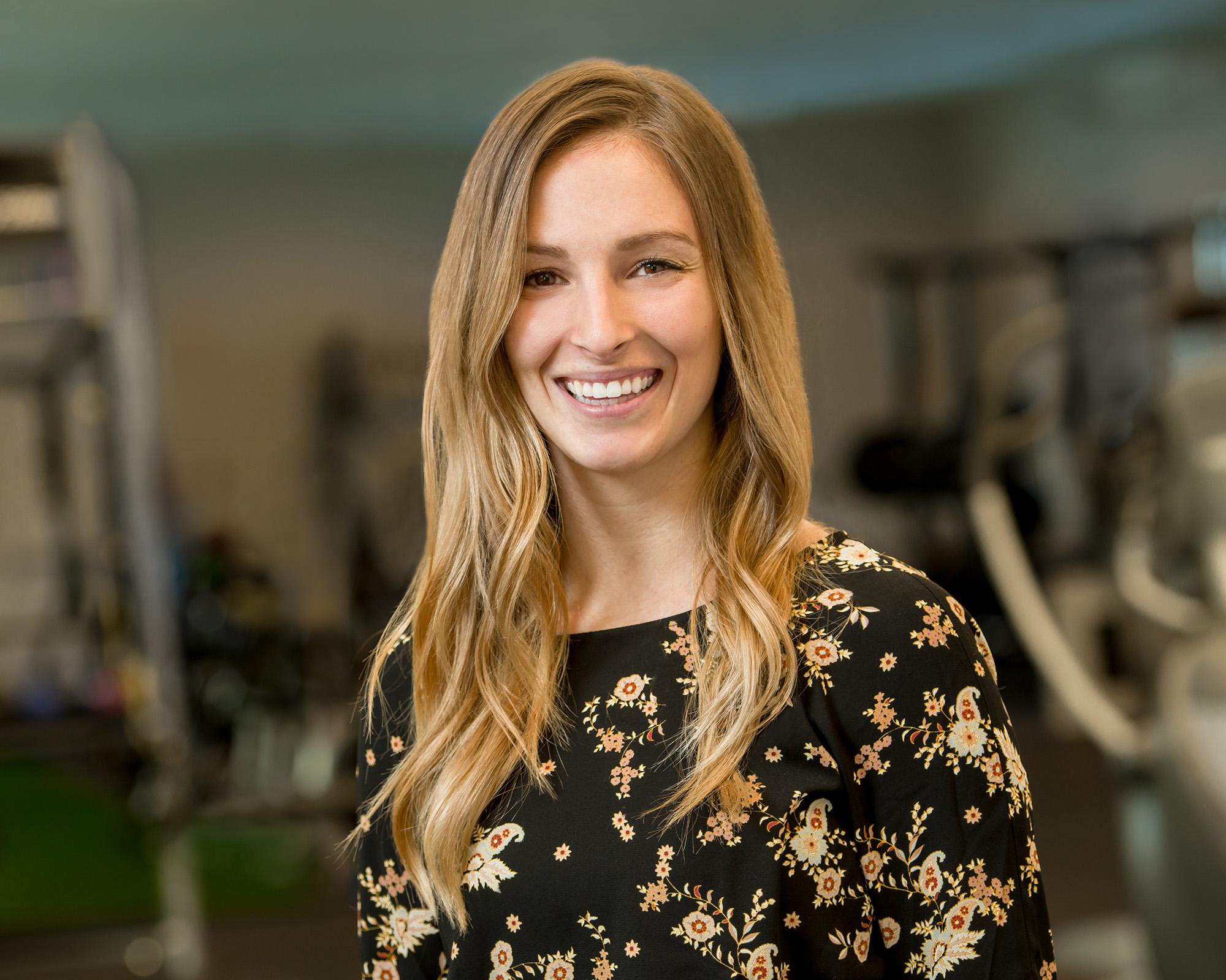 Lattimore Physical Therapist Megan Hotchkiss