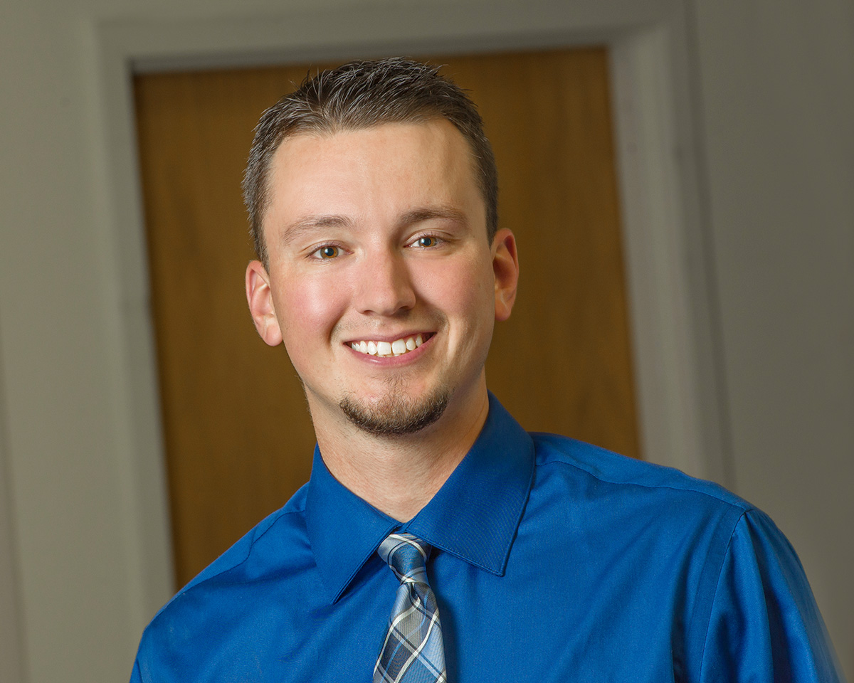 Lattimore Physical Therapist and Clinical Director Jeremy Sajdak