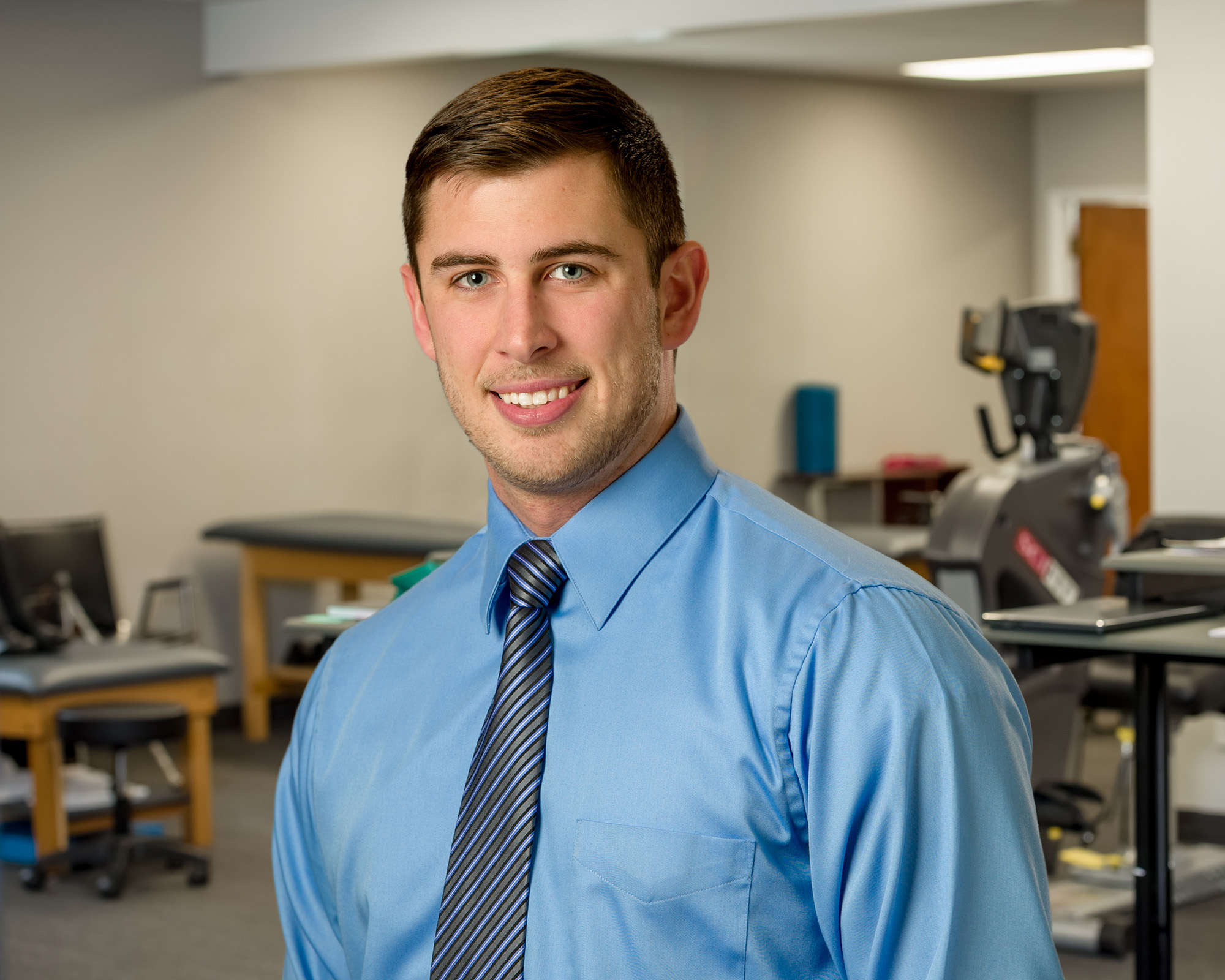 Lattimore Physical Therapist Jonathan Voos