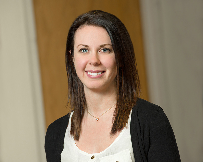 Lattimore Administrative Assistant Heather Cooley